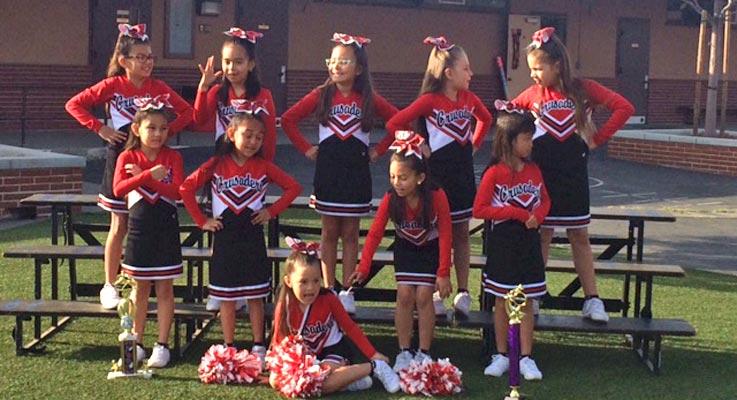 Slider – Cheer Team