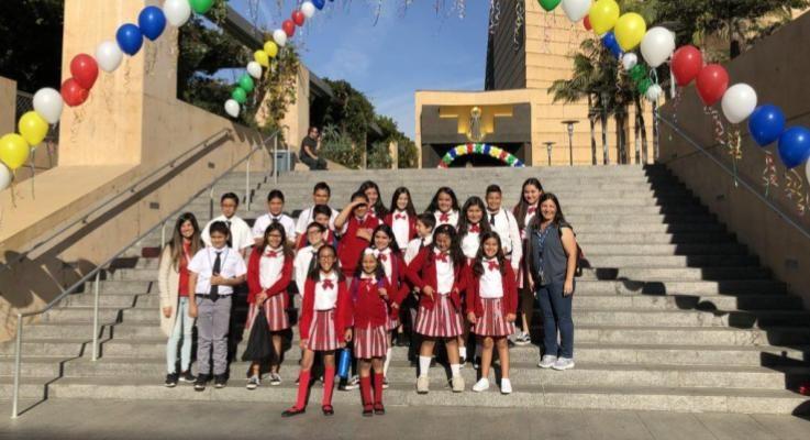Slider-All Catholic School Mass